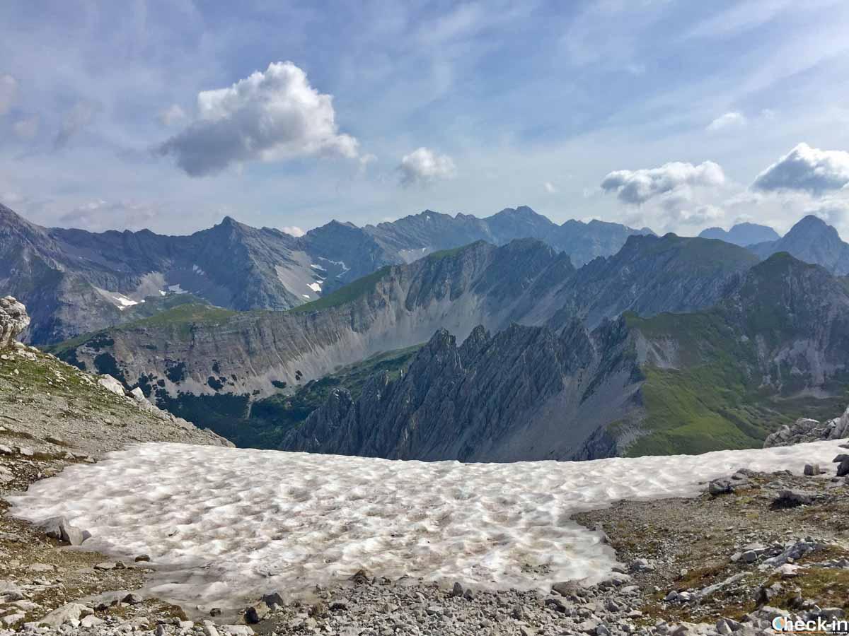 Hafelekar ed il Parco Karwendel a Innsbruck