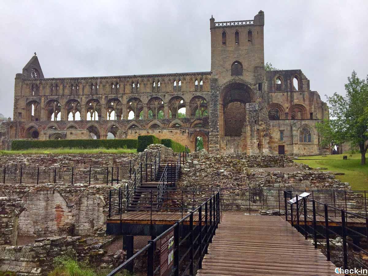Escursione a Jedburgh per visitare la famosa abbazia