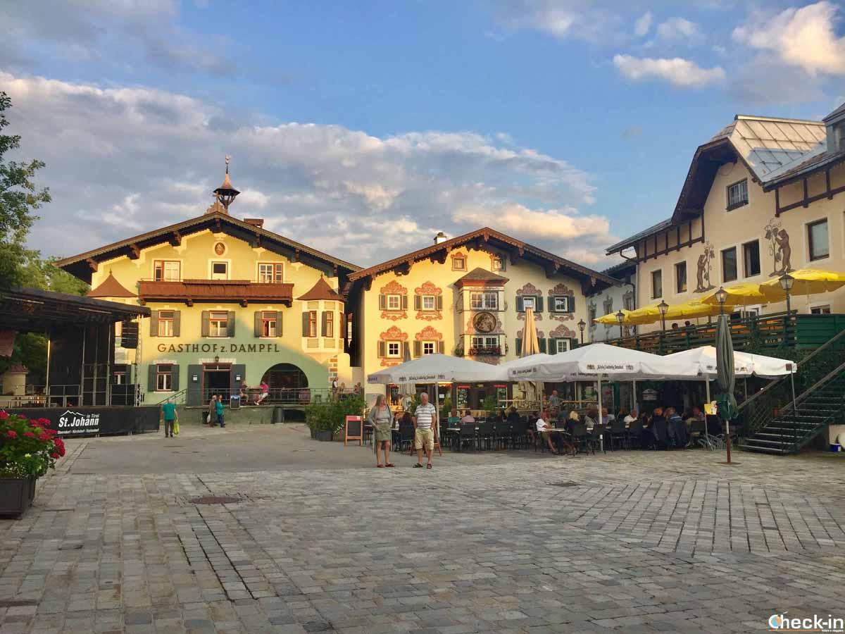 St Johann in Tirol - Wilder Kaiser (Austria)