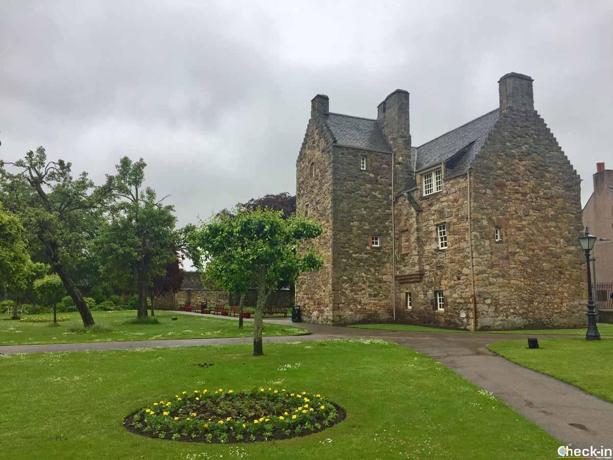 Il museo dedicato a Maria Stuarda a Jedburgh (Scottish Borders)
