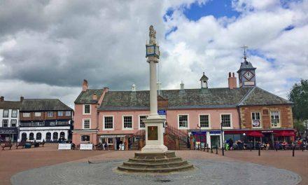 Carlisle, visita della città inglese al confine con la Scozia e crocevia della ribellione giacobita del 1745