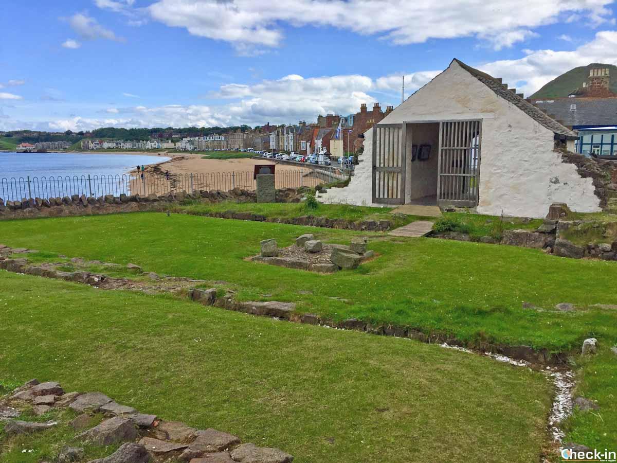 Cosa vedere a North Berwick: la St Andrew's Old Kirk