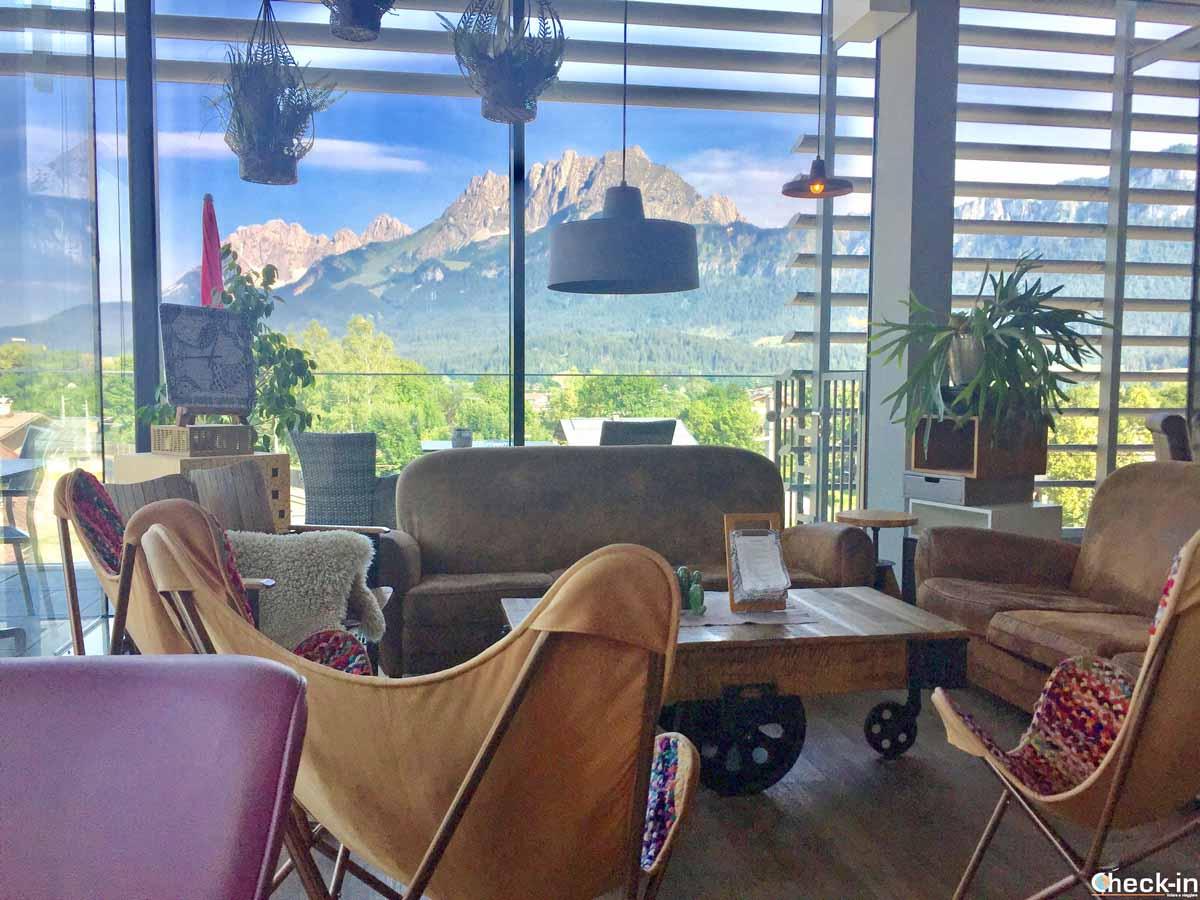 Alloggi caratteristici in Tirolo: Cubo Hotel a St Johann