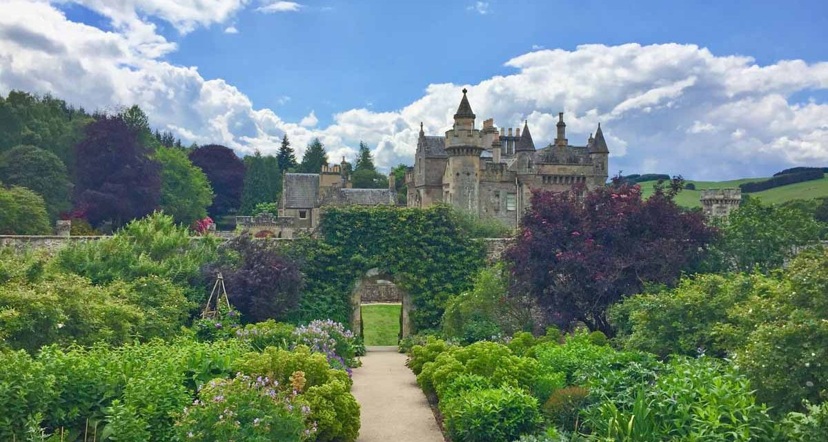 Visita di Abbotsford House, la casa di Sir Walter Scott nel cuore degli Scottish Borders