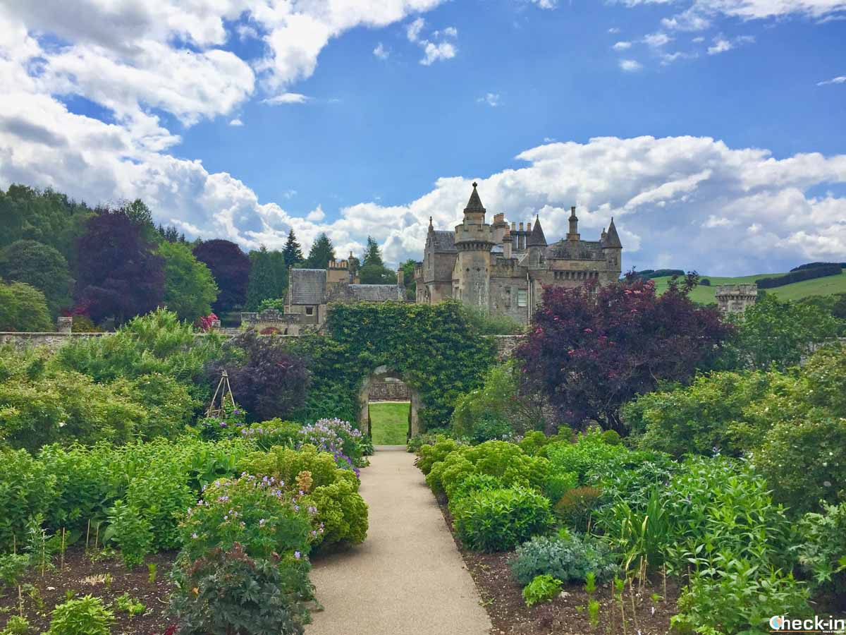 Escursione da Edimburgo alla scoperta di Abbotsford House (Scottish Borders)