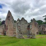 Scottish Borders, itinerario di 48 tra Melrose, Dryburgh e Jedburgh e le loro storiche Abbazie
