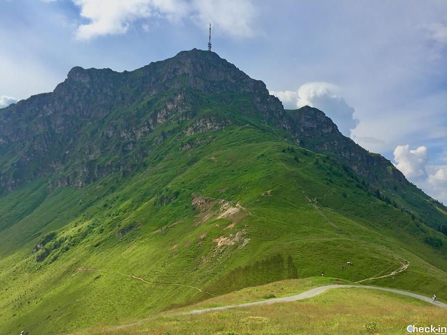 Camminate da fare in Tirolo: Kitzbüheler Horn a St Johann
