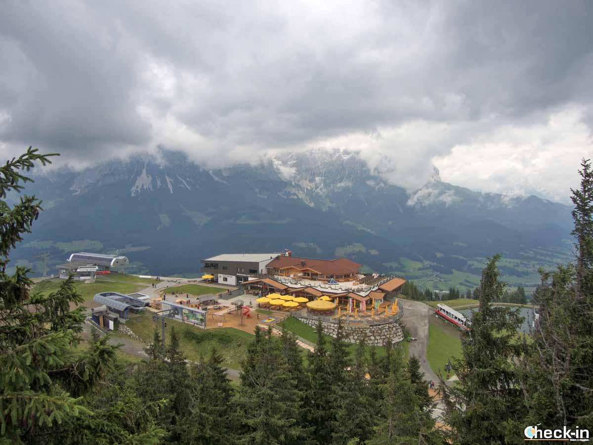Dove andare in Tirolo coi bambini - Hartkaiser, Ellmau
