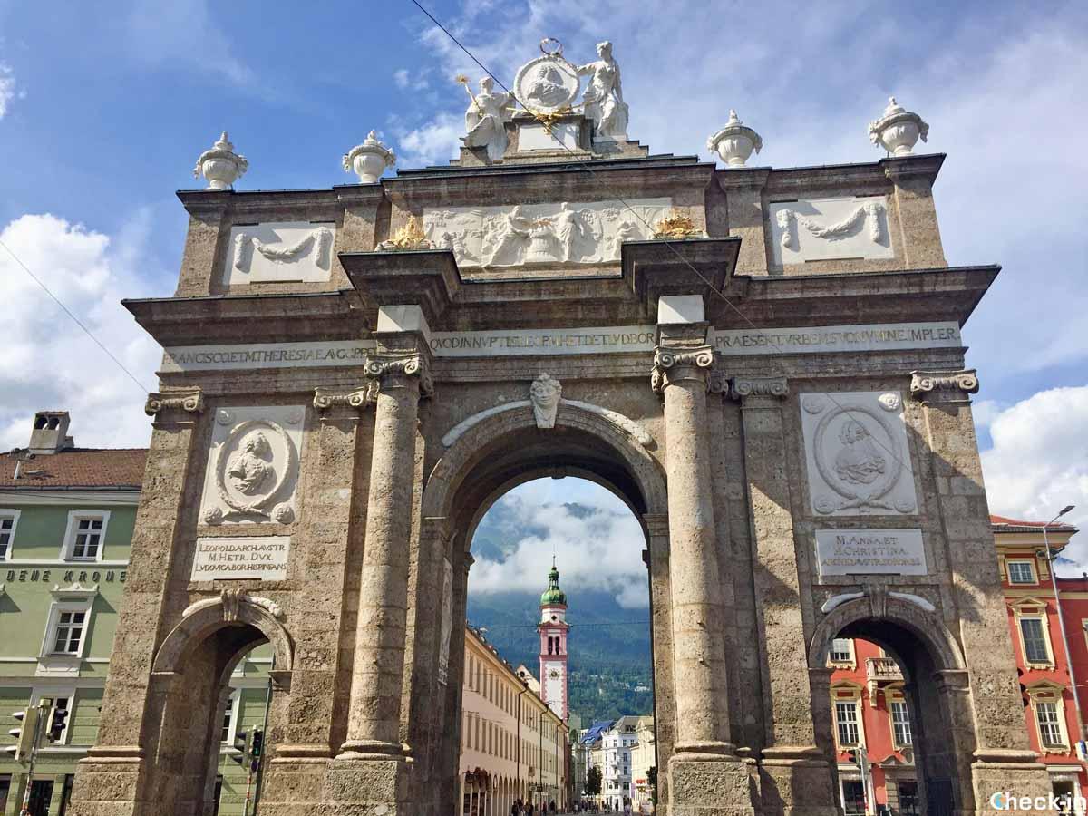 Itinerario di 72 ore per visitare Innsbruck (Austria)