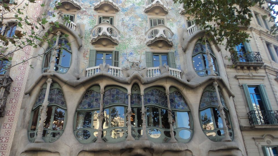 Cosa vedere a Barcellona: Casa Battló