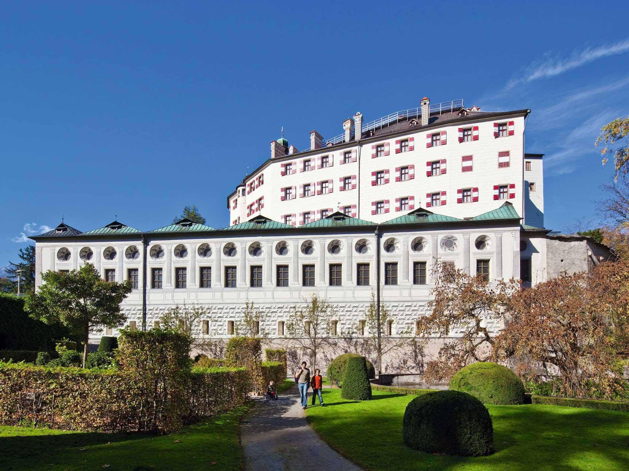 Luoghi di interesse a Innsbruck: Schloss Ambras