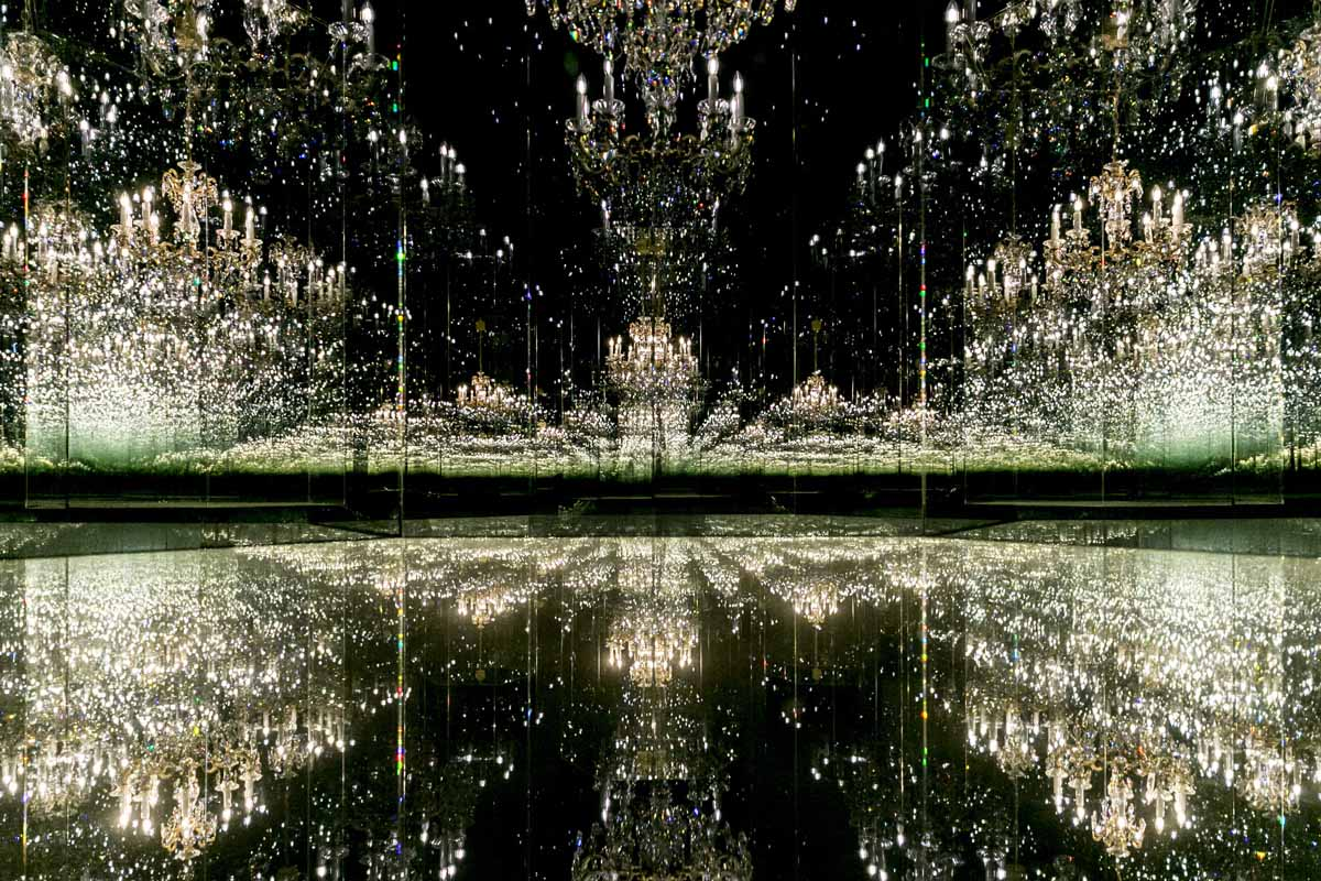 """Visita dei """"Mondi di Cristallo Swarovski"""" a Wattens"""
