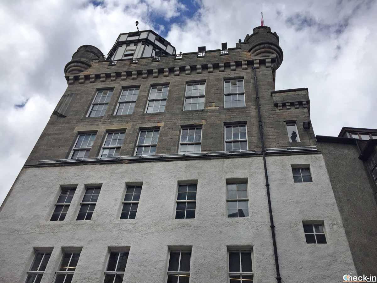 Cosa vedere a Edimburgo: Camera Obscura and World of Illusions sul Royal Mile