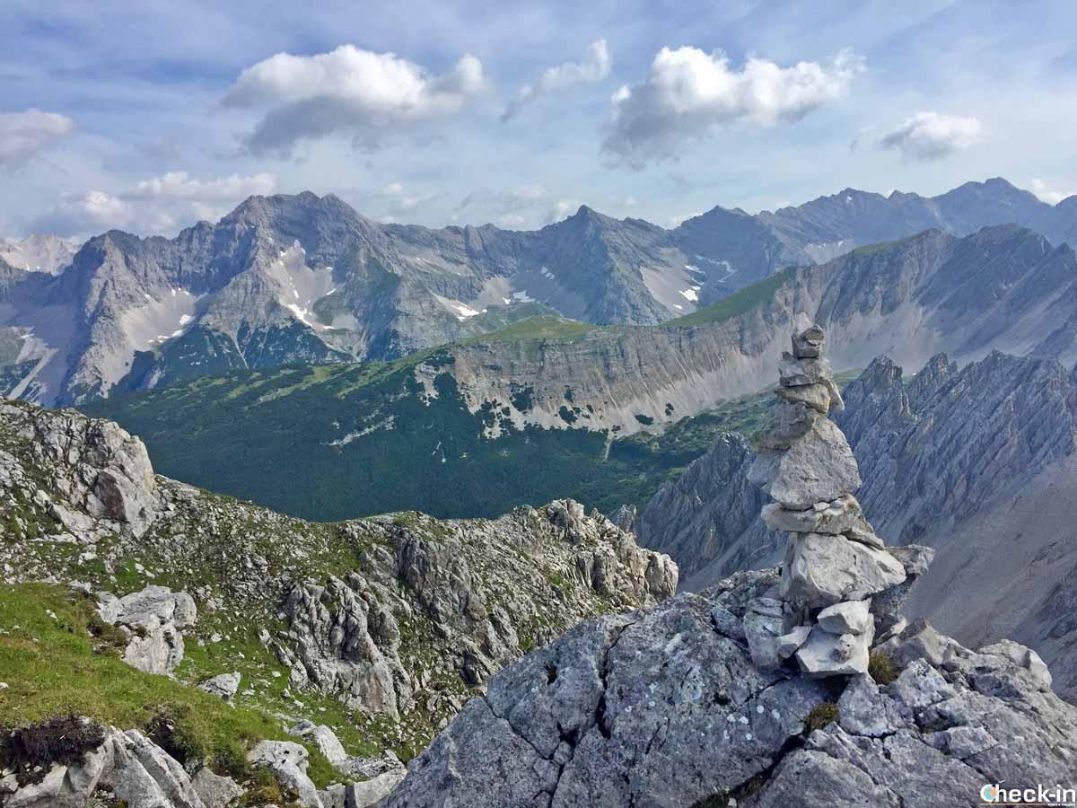 Escursione sulla Nordkette dal centro di Innsbruck