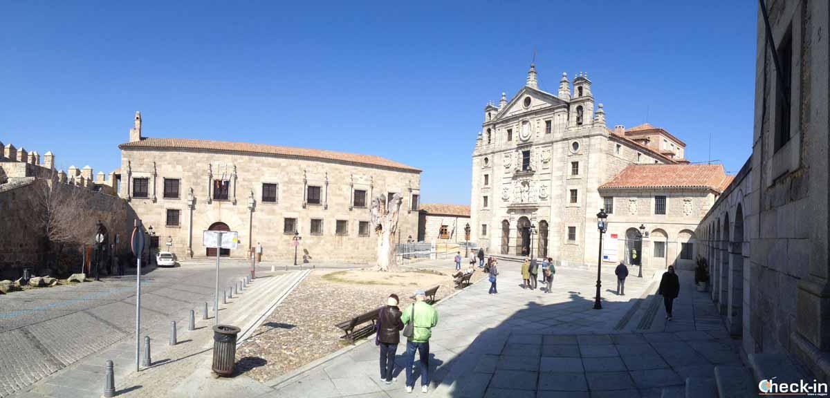 Tour giornaliero da Madrid alla scoperta di Avila