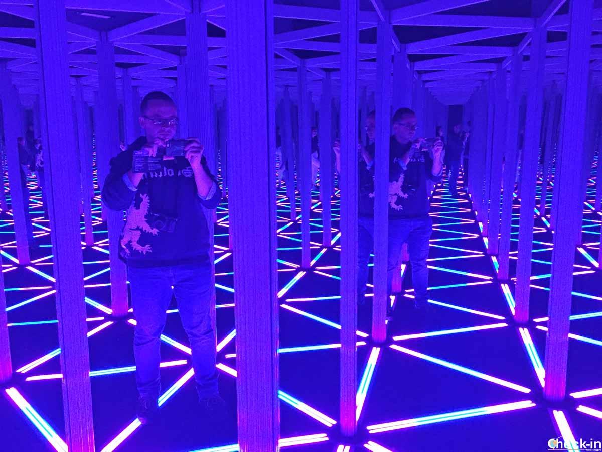 Cosa fare a Edimburgo quando piove: visita alla Camera Obscura