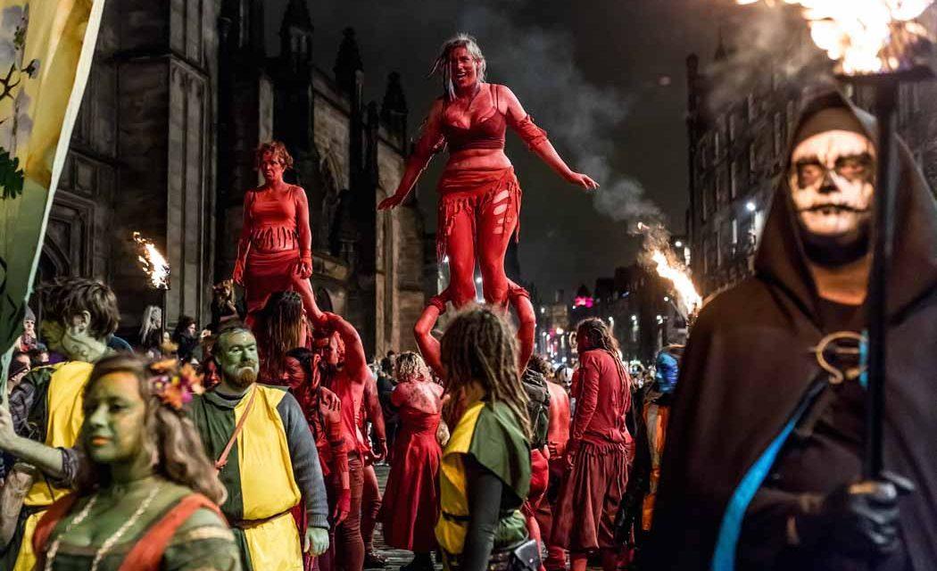 Festeggiare Halloween in Scozia: storia, tradizioni, eventi speciali e cosa fare a Edimburgo