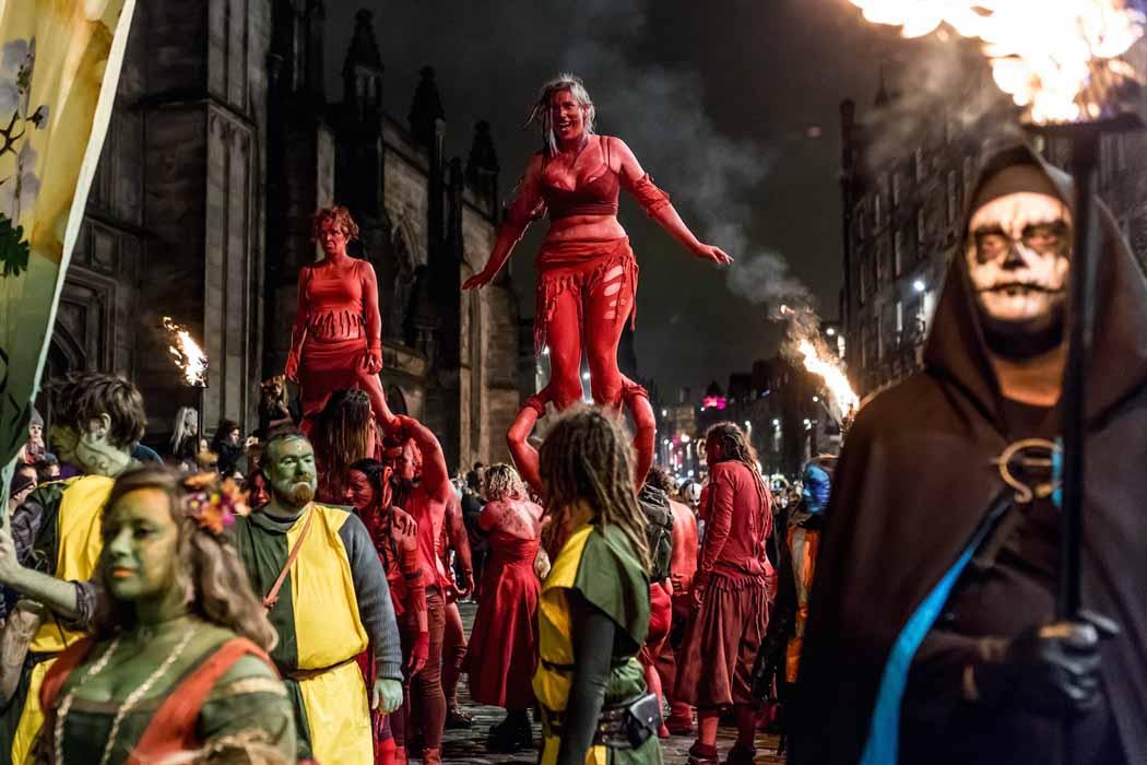 Eventi speciali a Edimburgo per Halloween