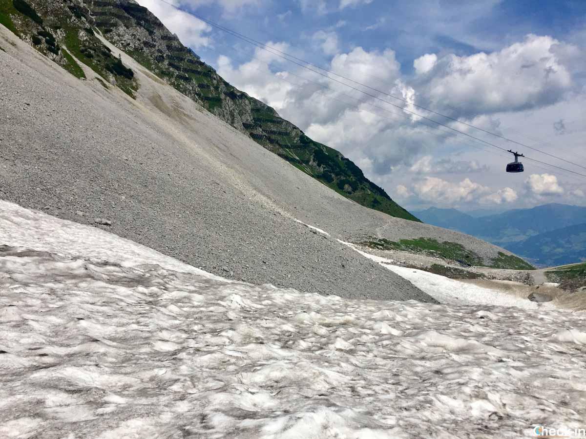 Cosa fare a Innsbruck: salire al Seegrube ad oltre 1.900 m