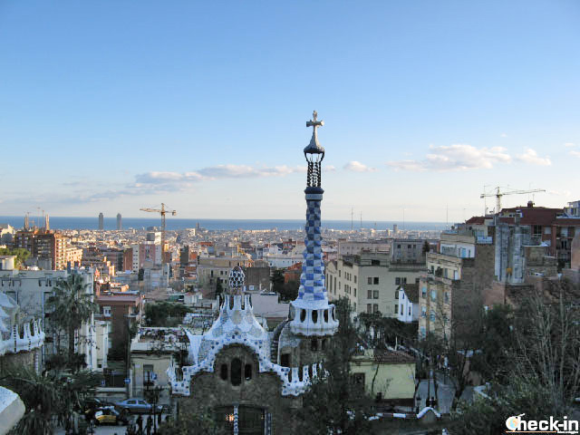 Luoghi di Gaudí da non perdere a Barcellona: Parc Güell