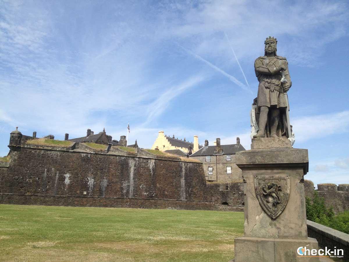 Tour organizzato da Edimburgo nelle Lowlands ed a Stirling