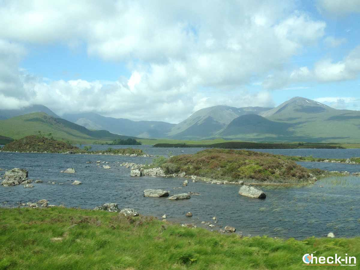 Escursione organizzata da Edimburgo a Loch Ness e nelle Highlands
