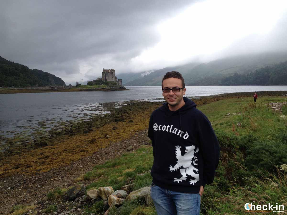 Castelli nelle Highlands da vedere: Eilean Donan Castle