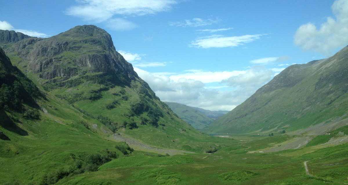 Vacanza in Scozia, escursione organizzata di 72 ore nelle Highlands e l'isola di Skye partendo da Edimburgo