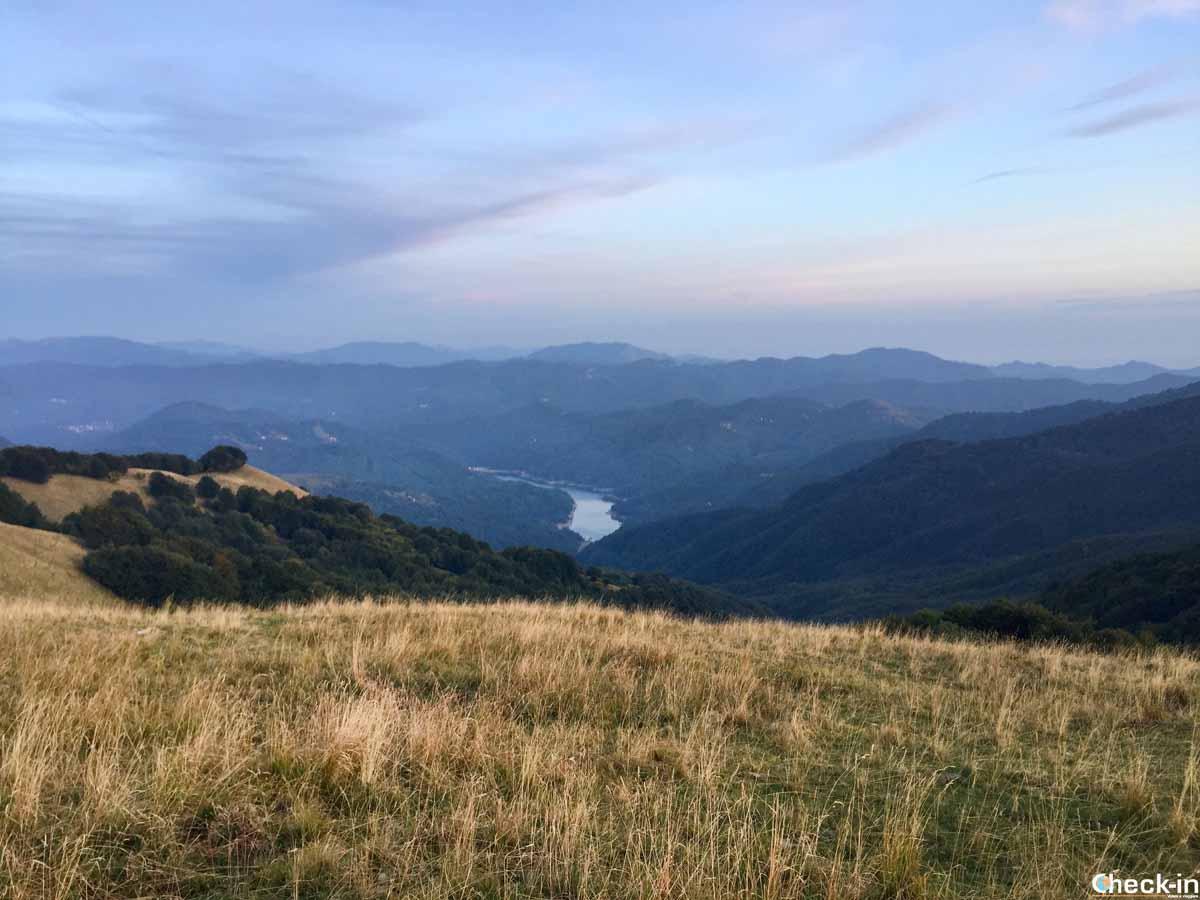 Escursione sul monte Antola, in provincia di Genova