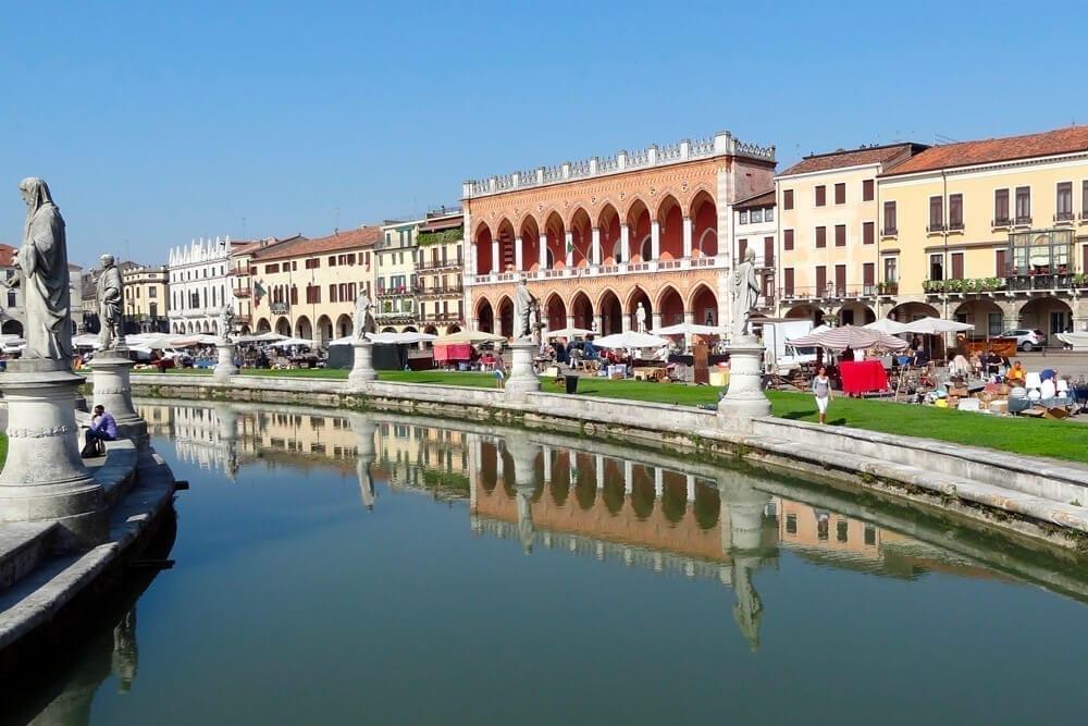 Vacanza in Veneto, visita di Padova
