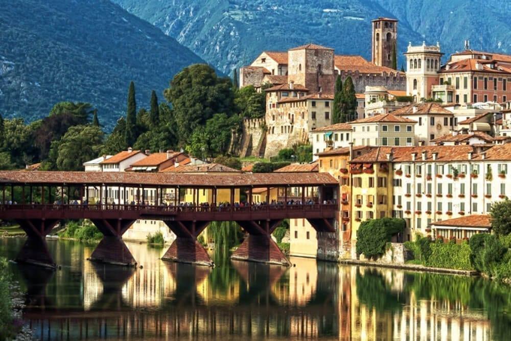 Località da non perdere in Veneto: Bassano del Grappa