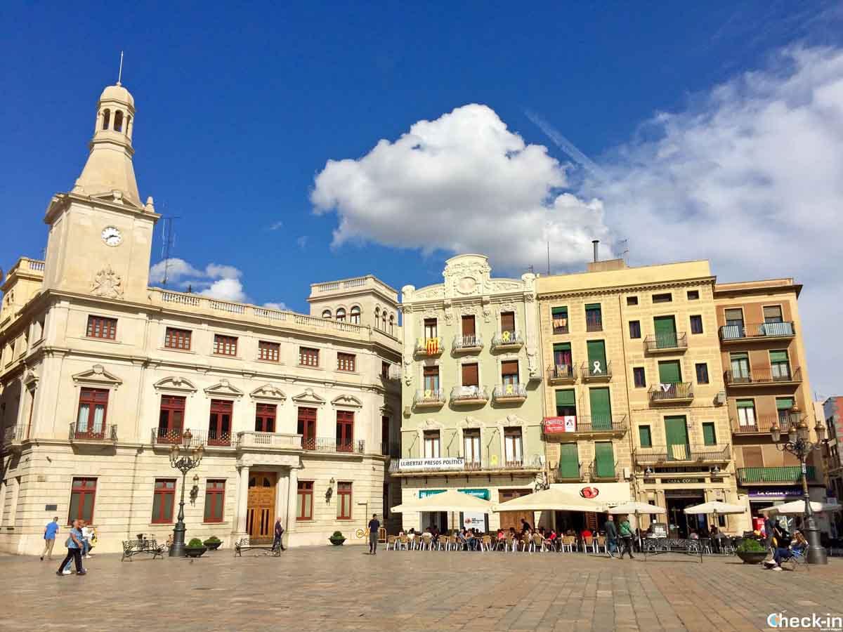Città da vedere in Catalogna: Reus, capitale del modernismo