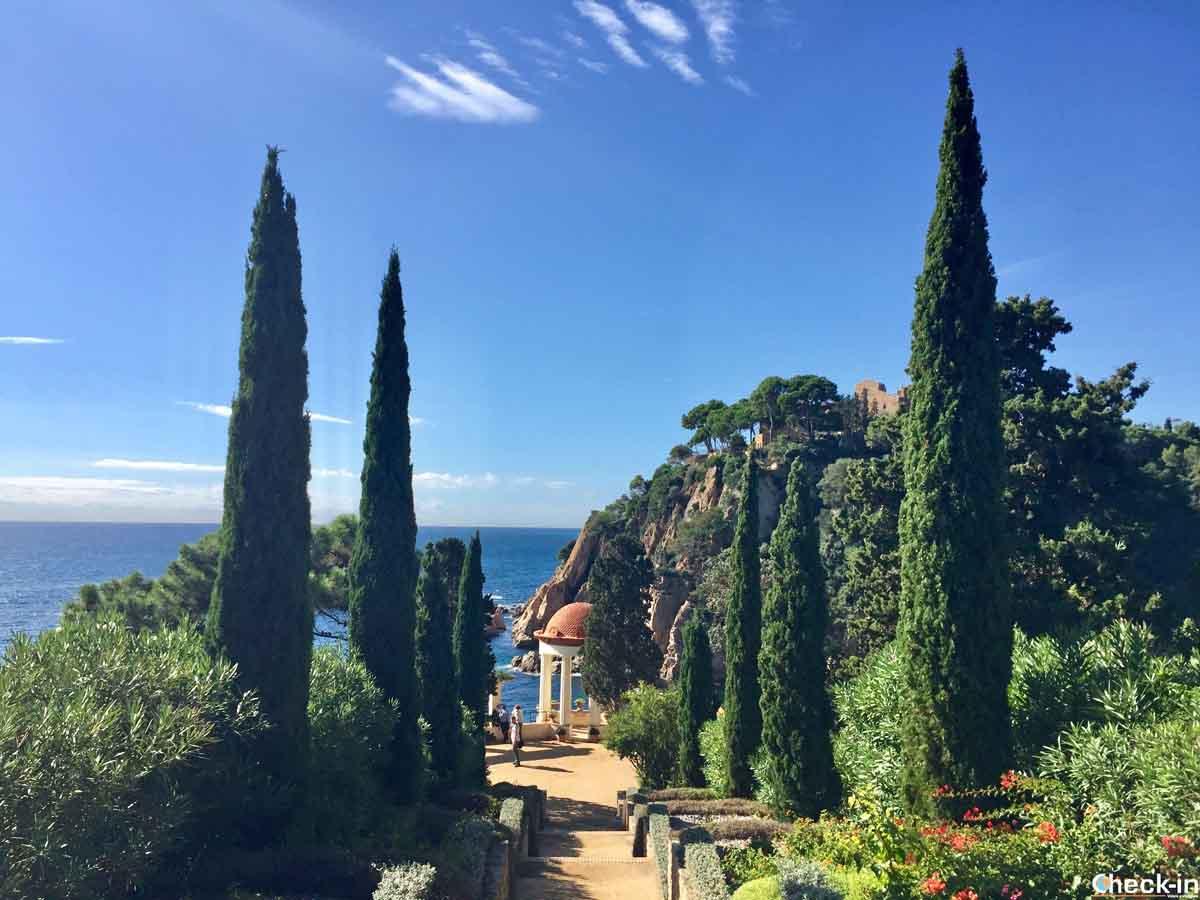 Cosa vedere a Blanes: giardino botanico di Marimurtra