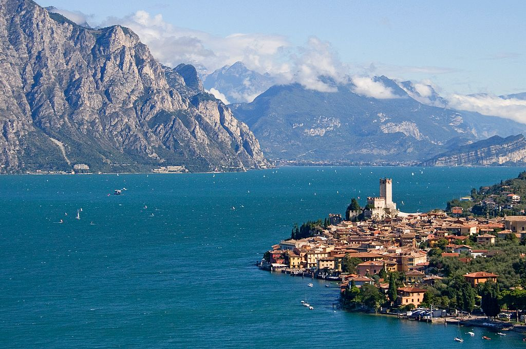 Cosa fare e vedere lungo il Lago di Garda