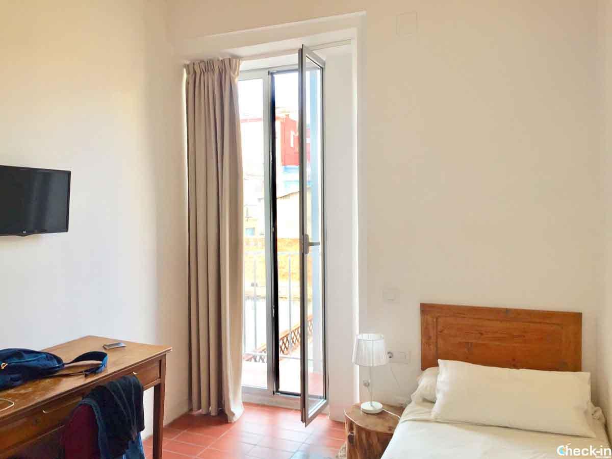 Dove dormire a Tarragona spendendo poco - Hotel Pigal