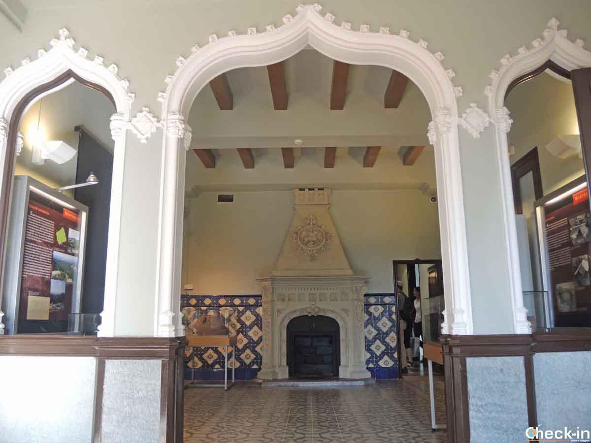 Visita del Museo Archeologico di Lloret de Mar a Can Saragossa