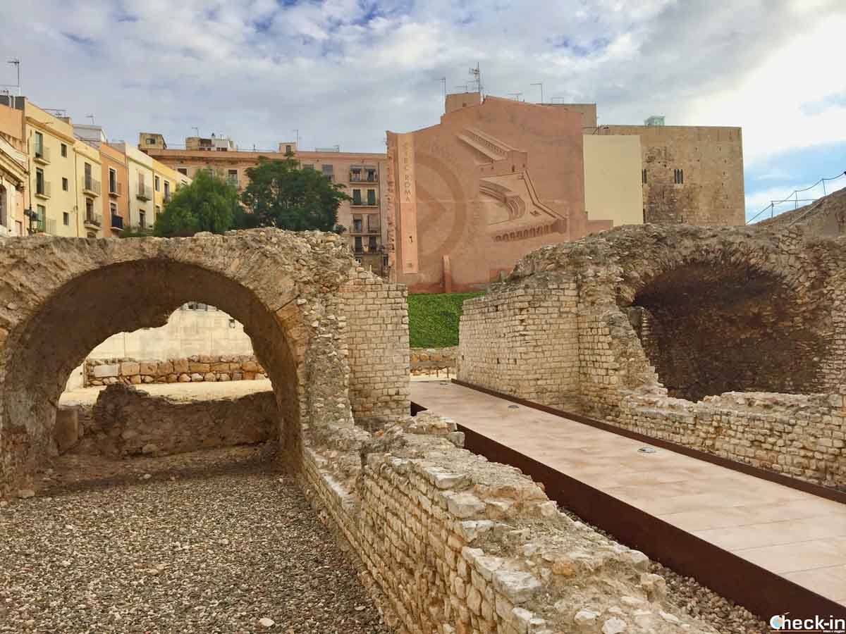Resti romani di Tarraco, Patrimonio UNESCO dell'Umanità