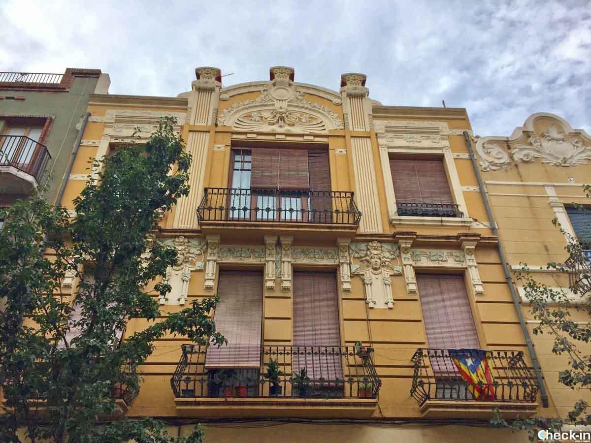Reus, capitale del modernismo in Catalogna e Spagna