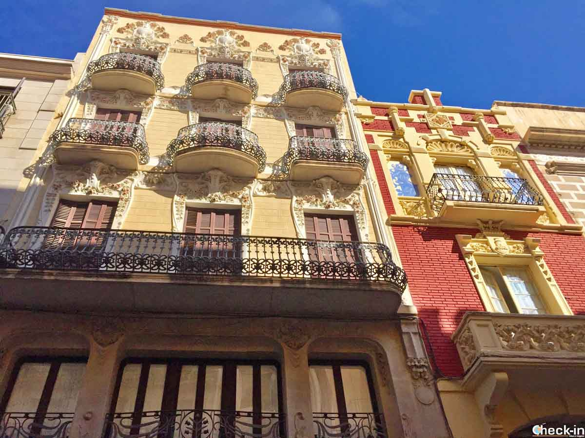 Cosa vedere a Reus: Casa Tomàs Jordi