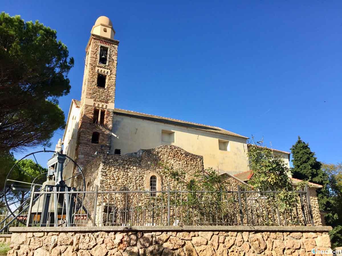 Cosa vedere a Borgio Verezzi in un giorno: Chiesa parrocchiale di San Martino