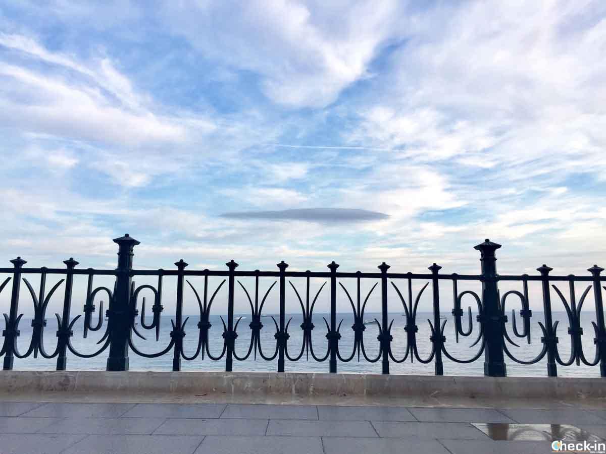 Luoghi emblematici di Tarragona: il Balcone del Mediterraneo