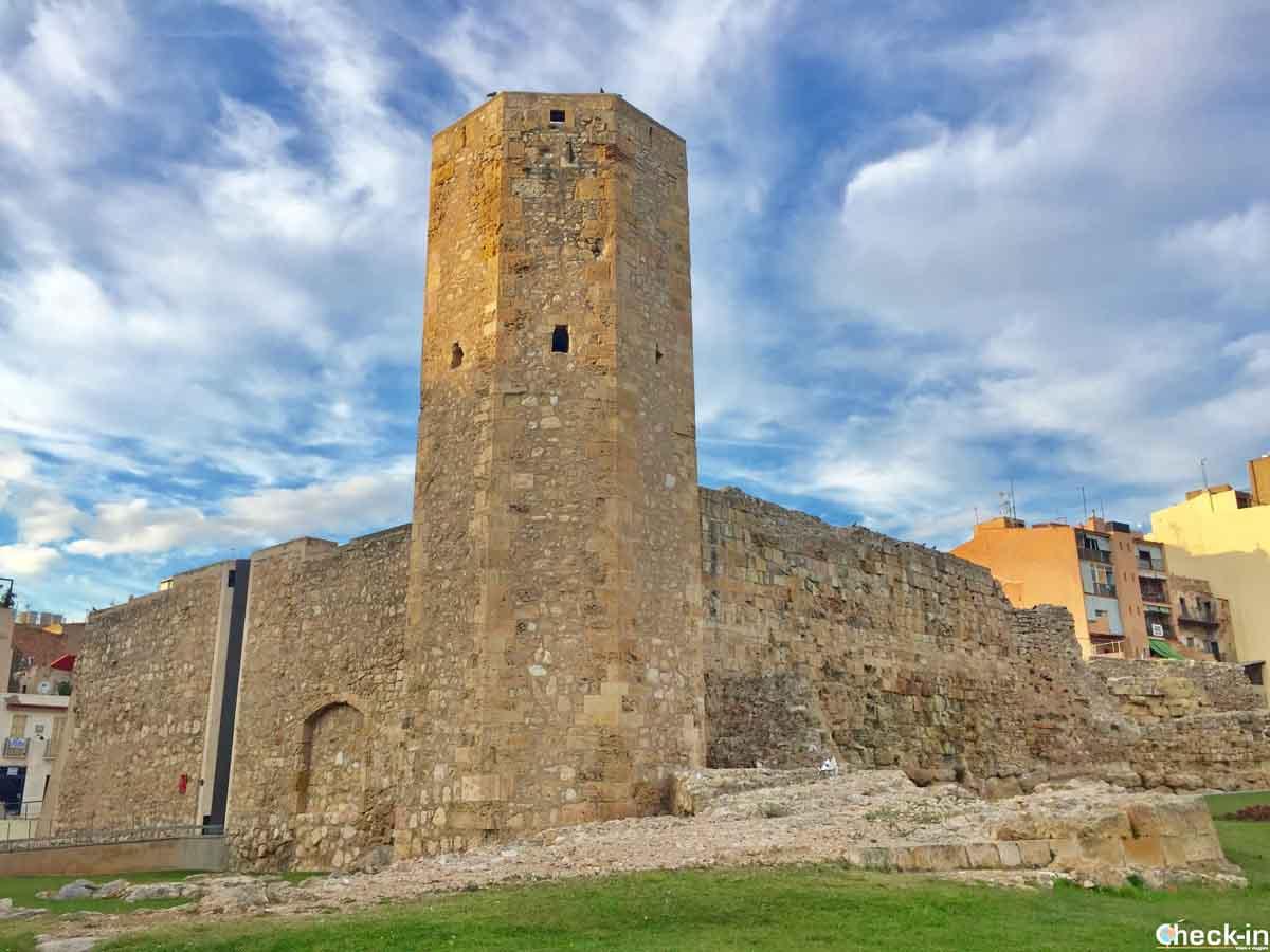 Il Circo Romano ed il Pretorio di Tarragona (Catalogna)