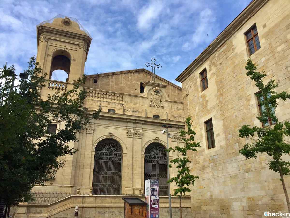 La Cattedrale Nuova di Lleida - Catalogna, Spagna del nord