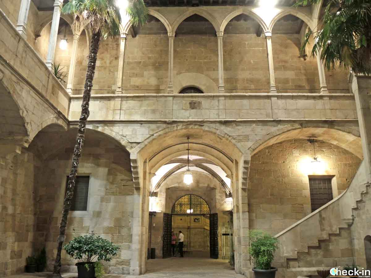 Cosa vedere a Lleida: l'Hospital de S. Maria