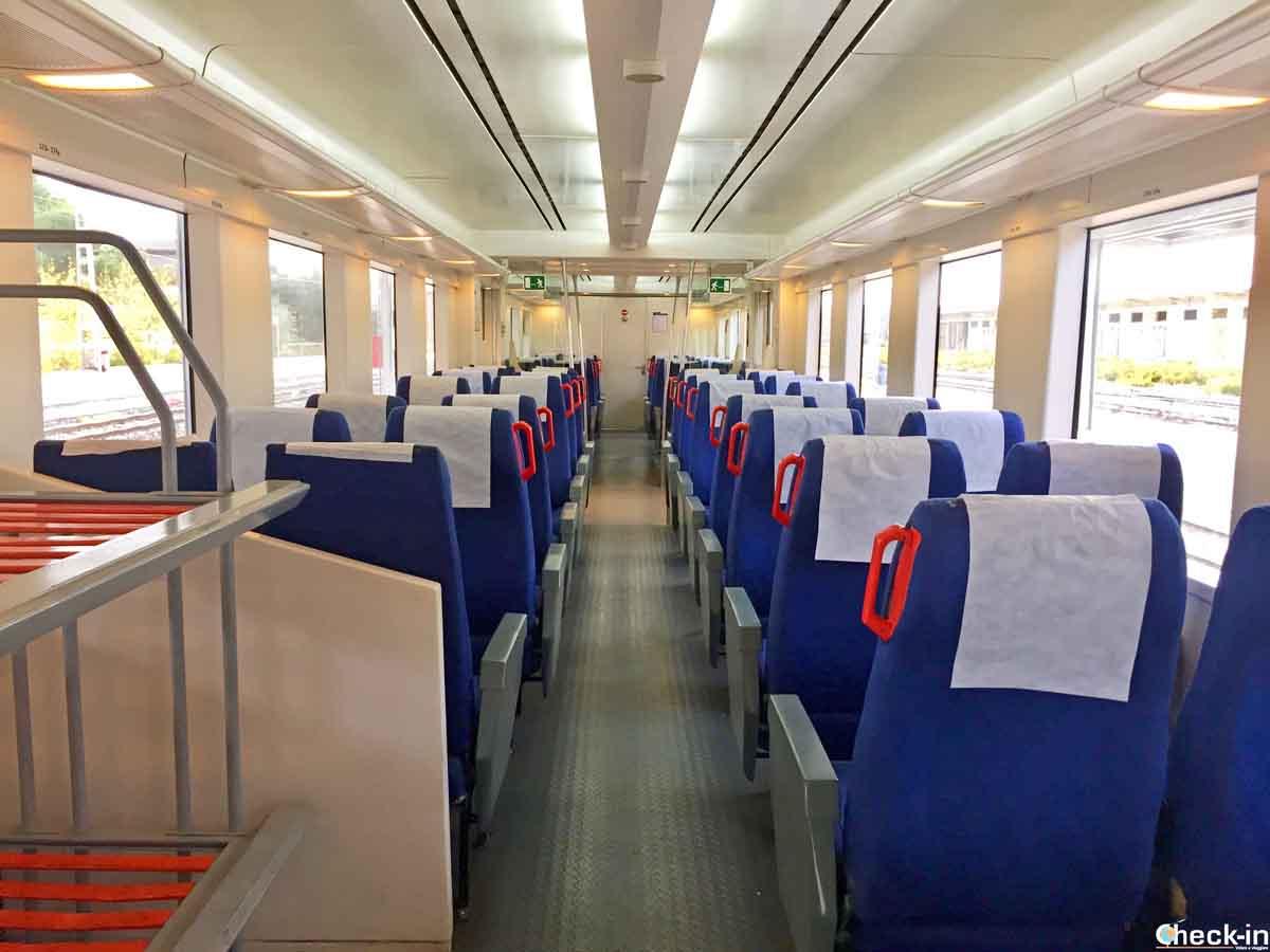 Come arrivare a Reus in treno da Tarragona e Barcelona Sants