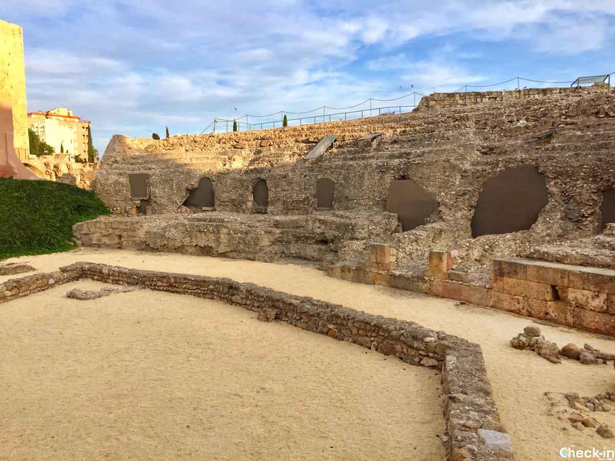 Luoghi da non perdere a Tarragona: il Circo Romano