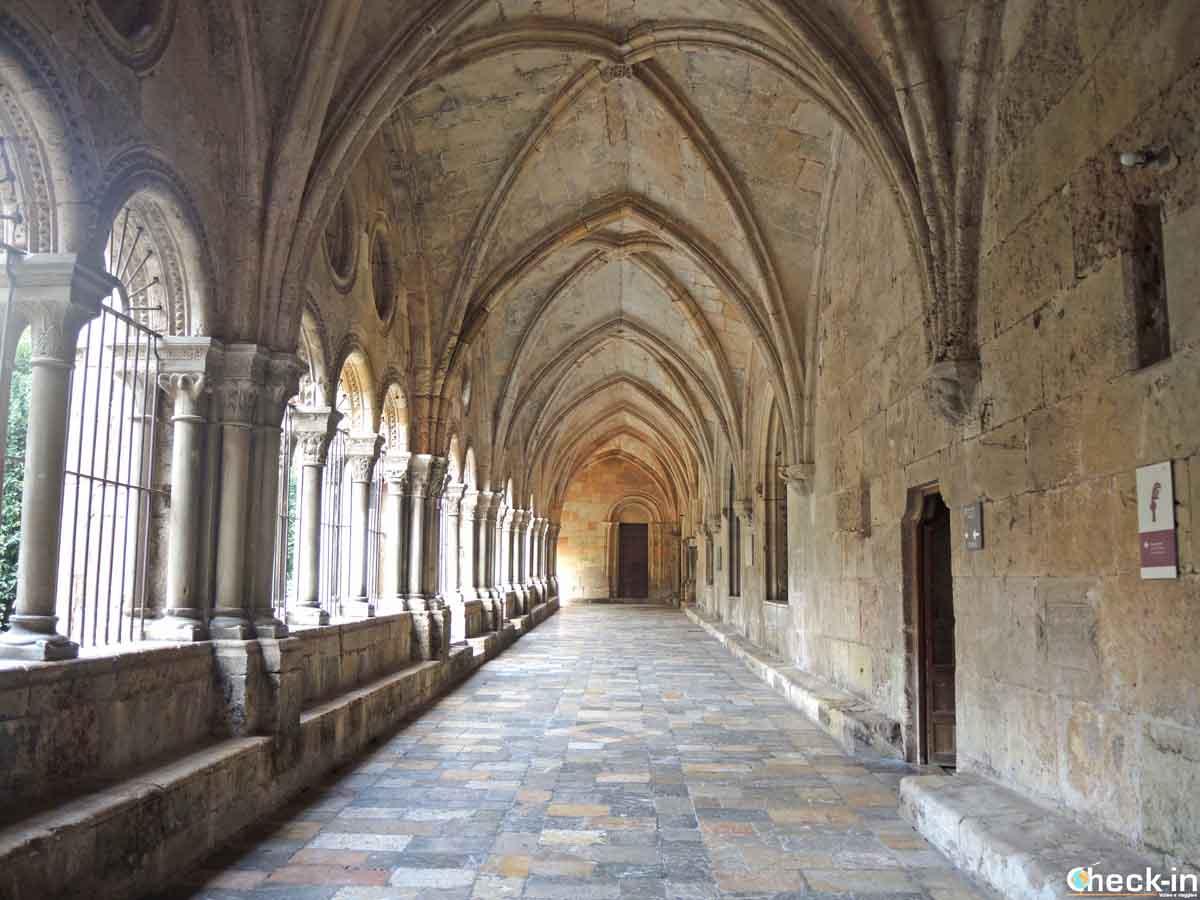 Chiostro della Cattedrale di Tarragona - Spagna del nord