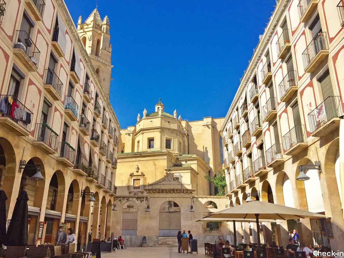 Cosa vedere a Reus in un giorno: Chiesa Sant Pere