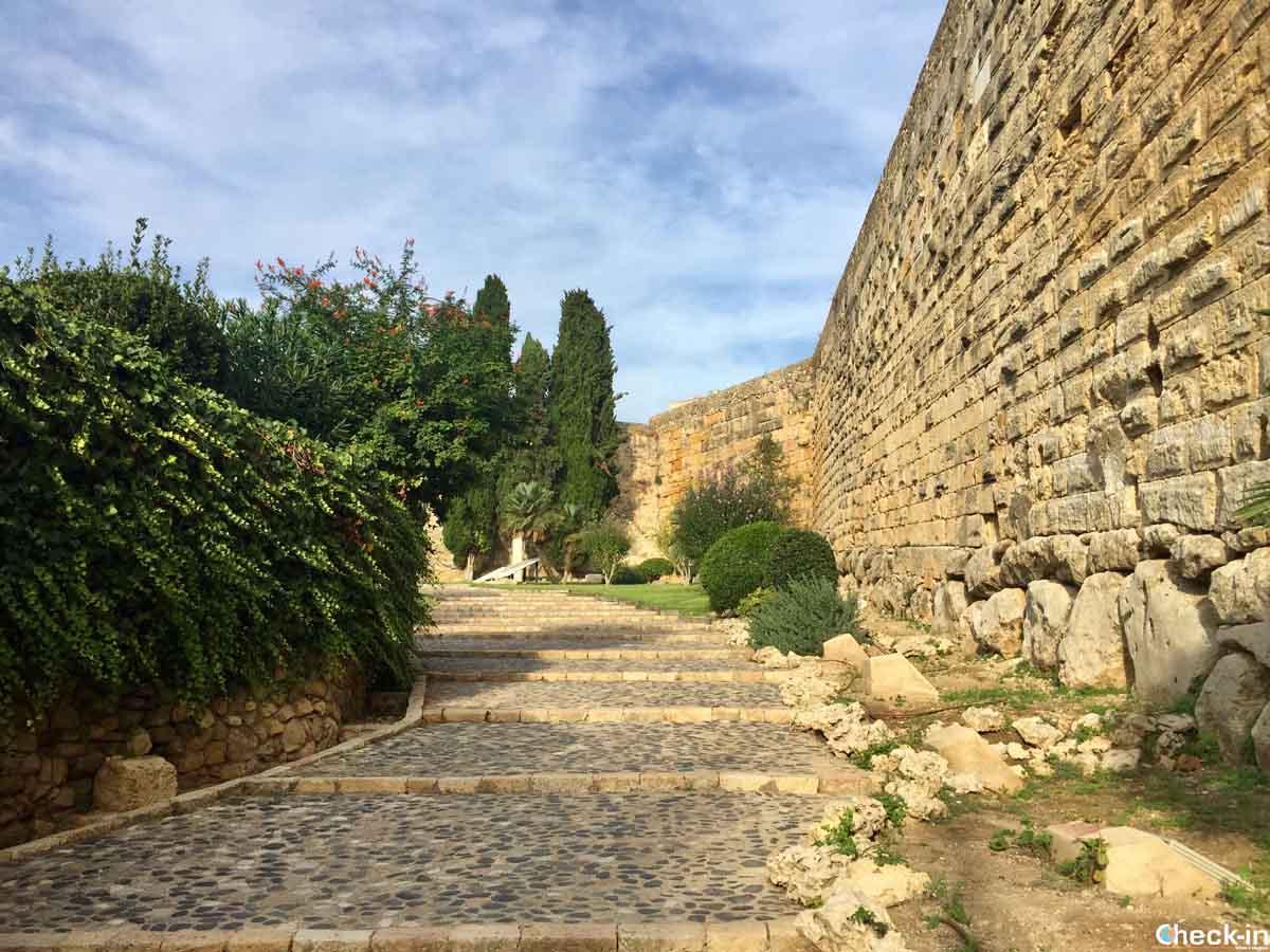 Itinerario romano a Tarragona: le antiche mura