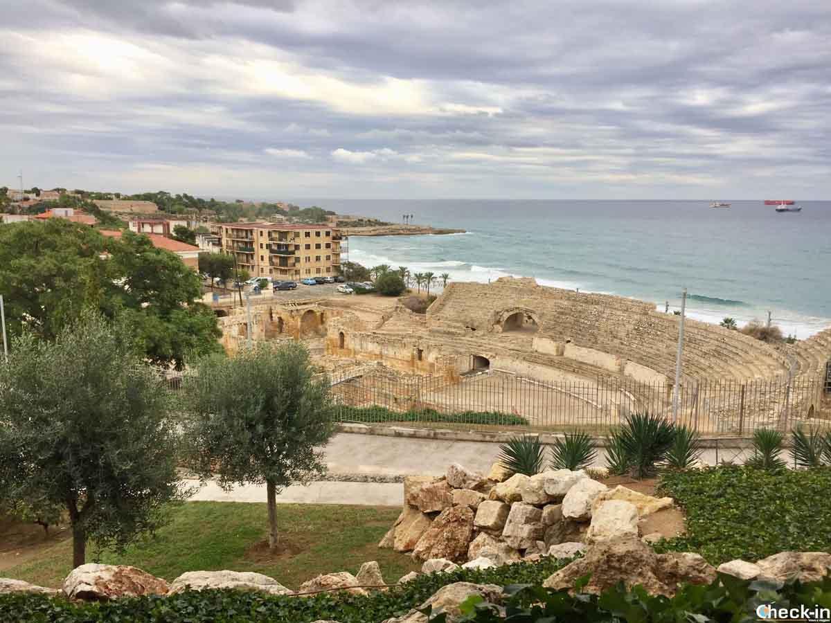 Lugares imprescindibles en Tarragona: el Anfiteatro Romano
